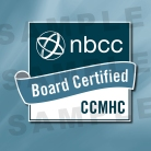 NBCC Board Certified Clinical Mental Health Counselor